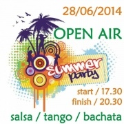 Summer Party Open Air